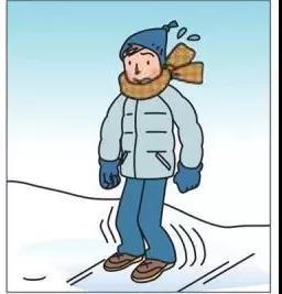 冬季防滑小知识分享(图2)